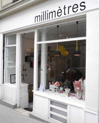 millimetres